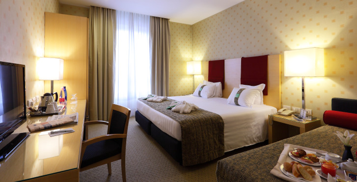 Bild 16828532 - Holiday Inn Milan Garibaldi Station
