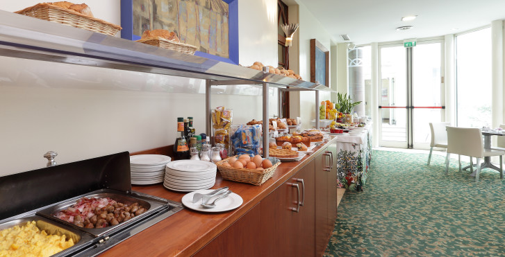 Bild 16828528 - Holiday Inn Milan Garibaldi Station
