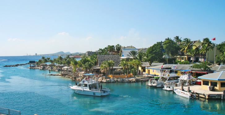 Vacances dans les Caraïbes, Curaçao