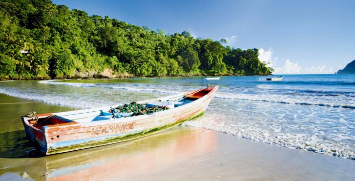 Ferien in der Karibik, Trinidad und Tobago