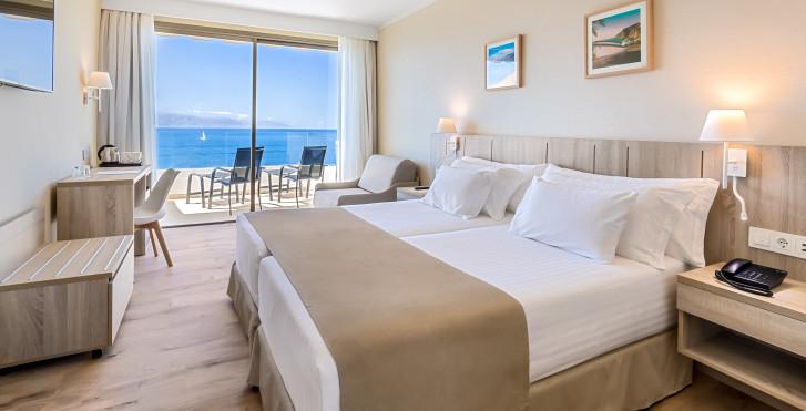 Chambre double Deluxe vue mer - Barceló Santiago