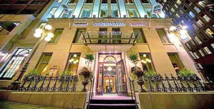 Image 15236784 - Québec City Marriott Downtown