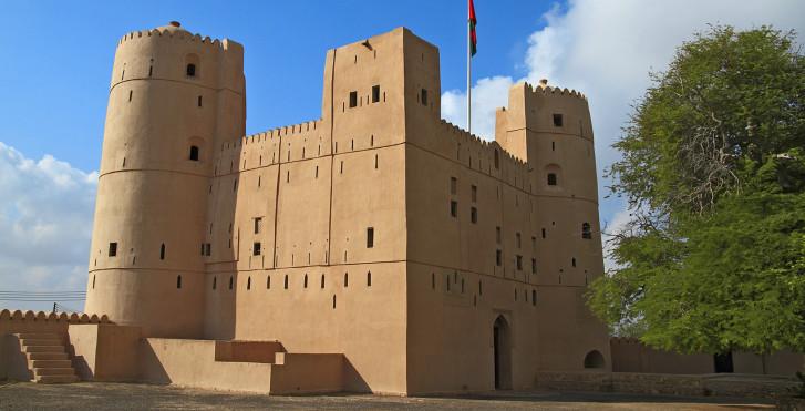 Festung Bait Na'aman, Barka