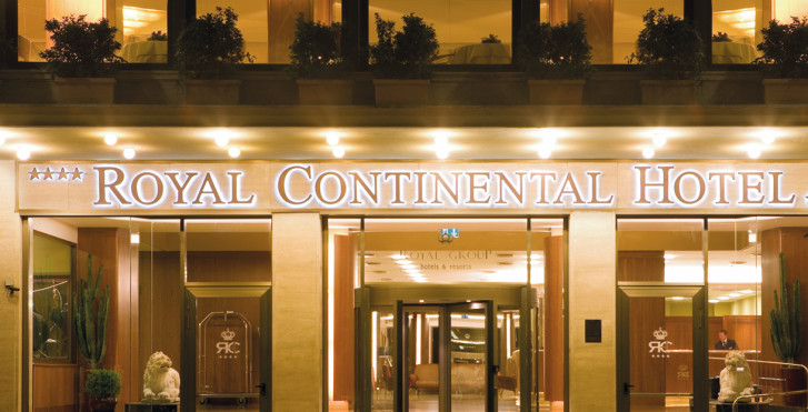 Bild 7324738 - Royal Continental Hotel