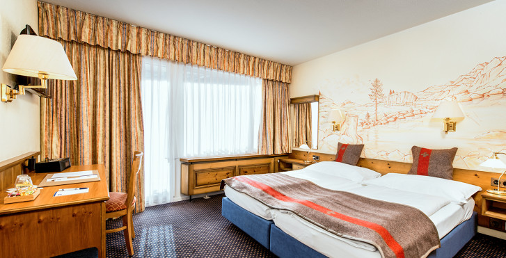 Doppelzimmer Classic - Best Western Hotel Butterfly
