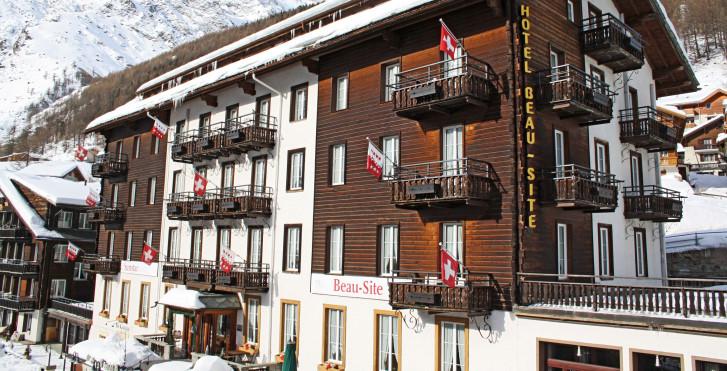 Bild 24228659 - Sunstar Hotel Saas-Fee