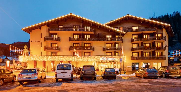 Hôtel Piz Buin