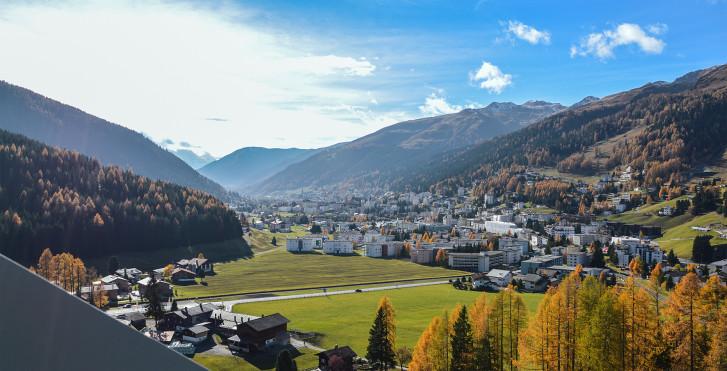 InterContinental Davos - été remontées incl.*