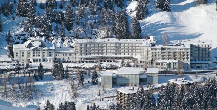 Image 10181027 - Steigenberger Grandhotel Belvédère Davos