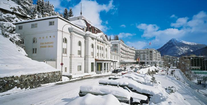 Image 10181033 - Steigenberger Grandhotel Belvédère Davos