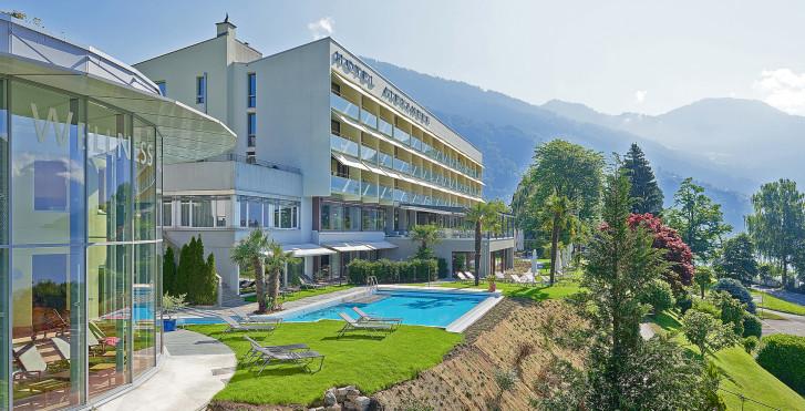 Hotel Alexander - Alexander-Gerbi Wellness Hôtels