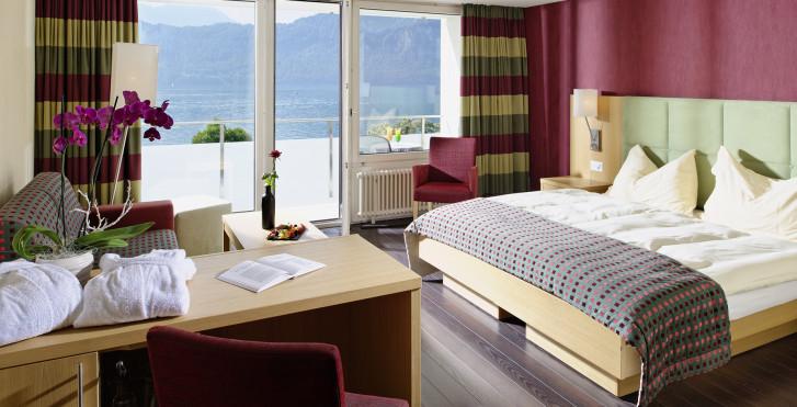 Chambre double Superior - Hotel Alexander - Alexander-Gerbi Wellness Hôtels