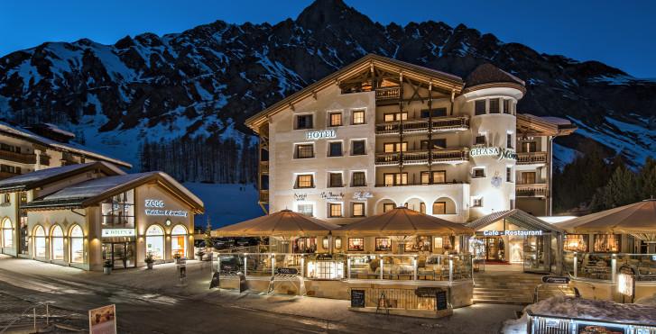 Image 9909762 - Chasa Montana Hôtel & Spa - Forfait ski