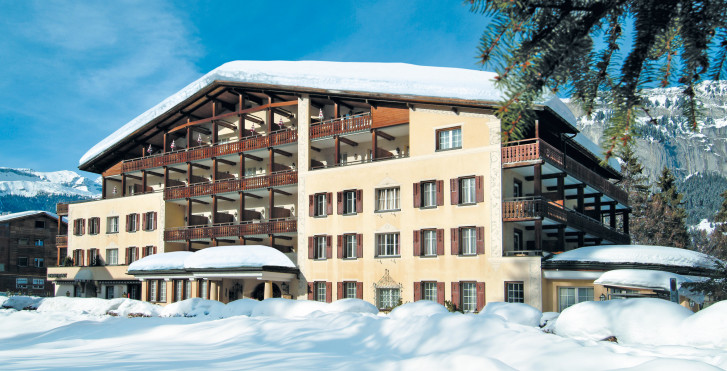 Hôtel Adula - Forfait ski