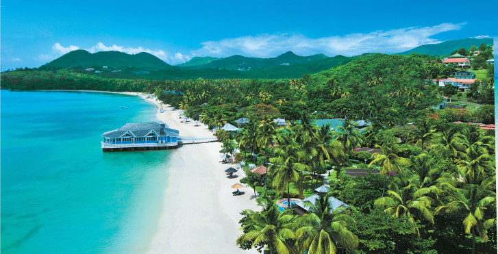 Image 9936821 - Sandals Halcyon Beach St. Lucia