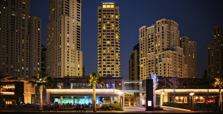 Bild 21083146 - Sofitel Dubai Jumeirah Beach