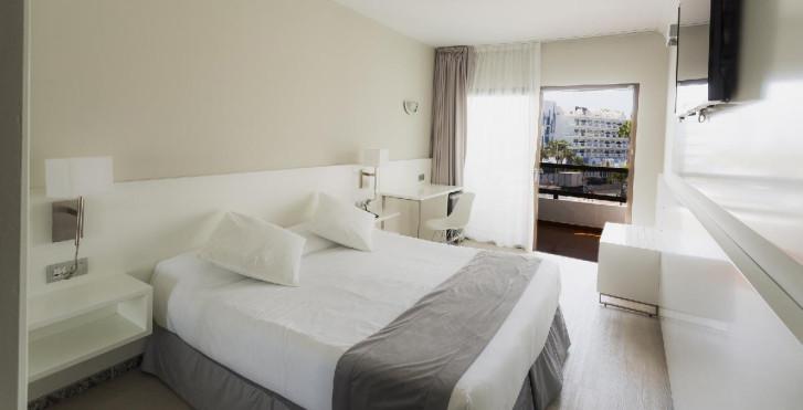 Doppelzimmer - Hotel Caserio