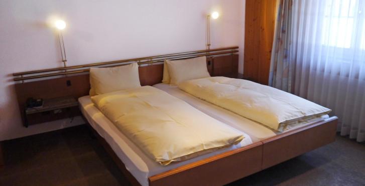 Doppelzimmer Comfort - Hotel Steinbock - Skipauschale