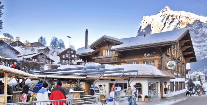 Hôtel Steinbock - Forfait ski