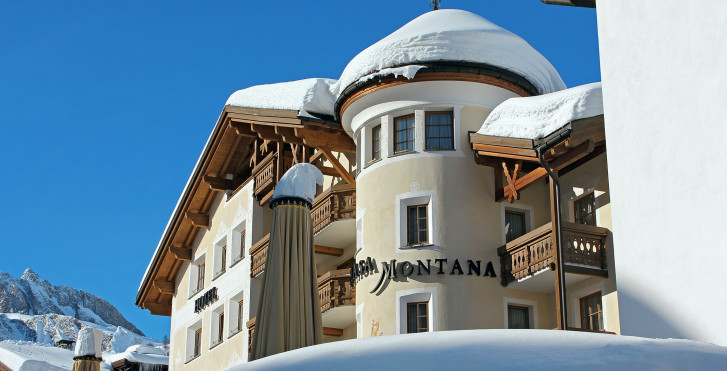 Chasa Montana Hôtel & Spa