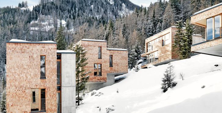 Image 10060776 - Gradonna ****S Mountain Resort Châlet