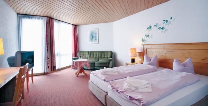 Chambre double - Catrina Hôtel (ex. Hôtel Baur)