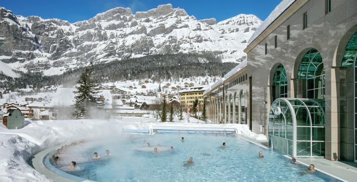Bild 27755881 - Thermalhotels & Walliser Alpentherme