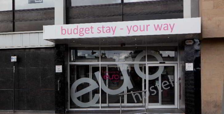 Bild 17134276 - Euro Hostel Glasgow