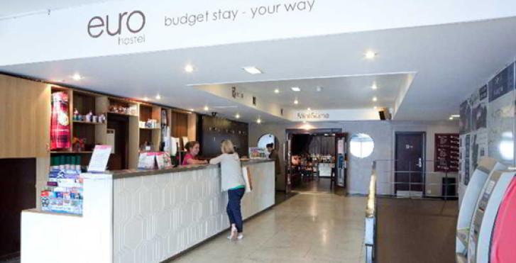 Bild 17134278 - Euro Hostel Glasgow