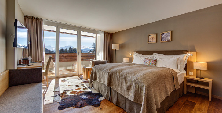 Chambre double - Valbella Inn Resort