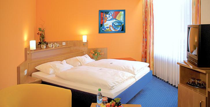 Doppelzimmer Classic - Waldeck SPA Kur- & Wellness Resort