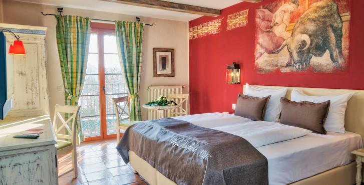 Standardzimmer - Erlebnishotel El Andaluz - inkl. Eintrittstickets in den Europa-Park