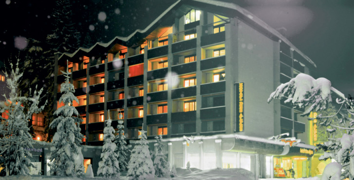 Bild 10185174 - Hotel des Alpes