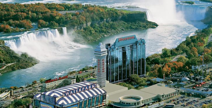 Bild 17702301 - Sheraton on the Falls