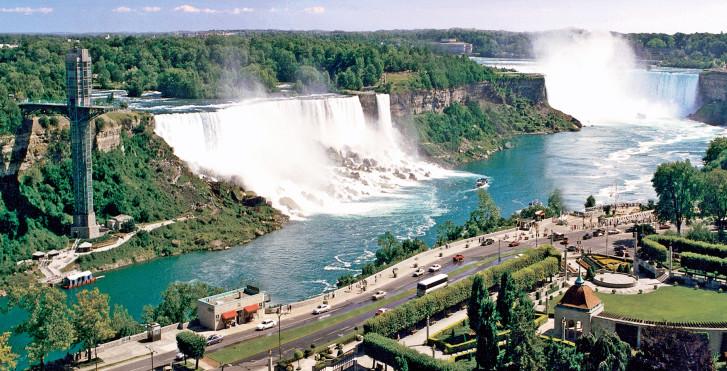 Bild 17702303 - Sheraton on the Falls
