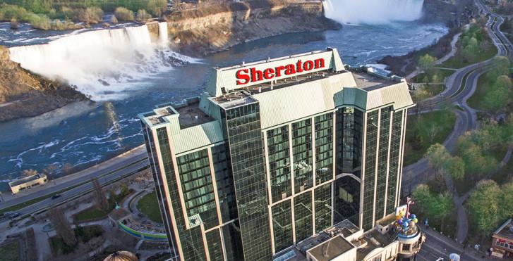 Bild 31204401 - Sheraton on the Falls