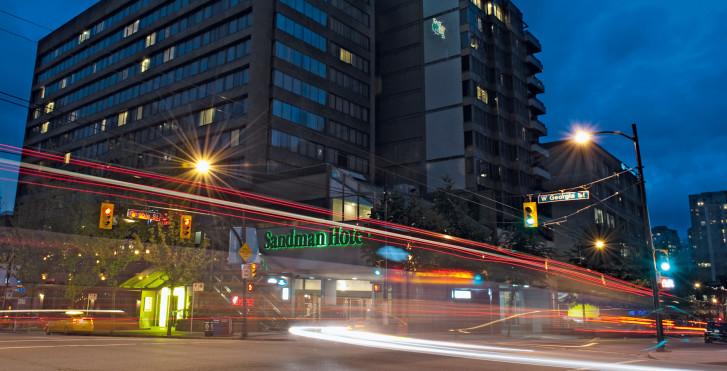 Bild 11370654 - Sandman Vancouver City Centre
