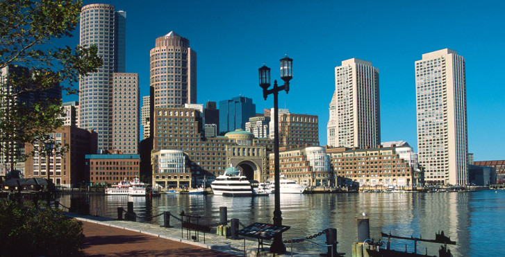 Skyline, Boston