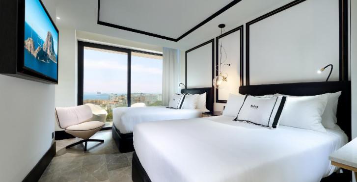 Doppelzimmer - Bless Hotel Ibiza