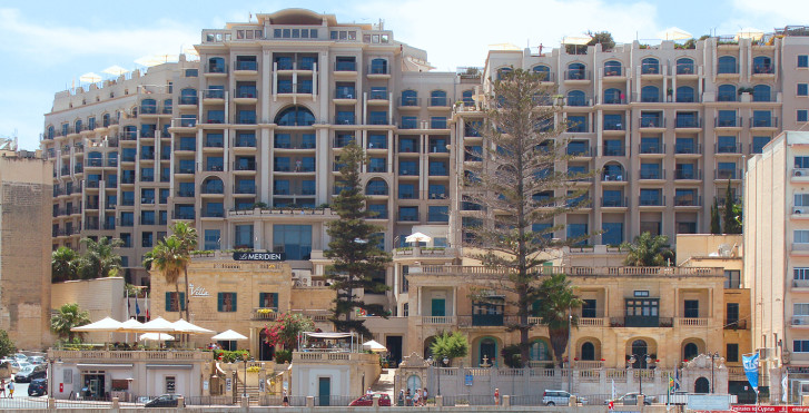 Marriott Malta Hotel and Spa