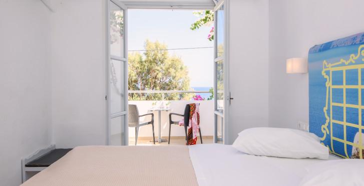 Doppelzimmer - RK Beach Hotel