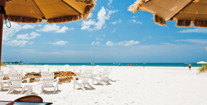 Strand von Clearwater
