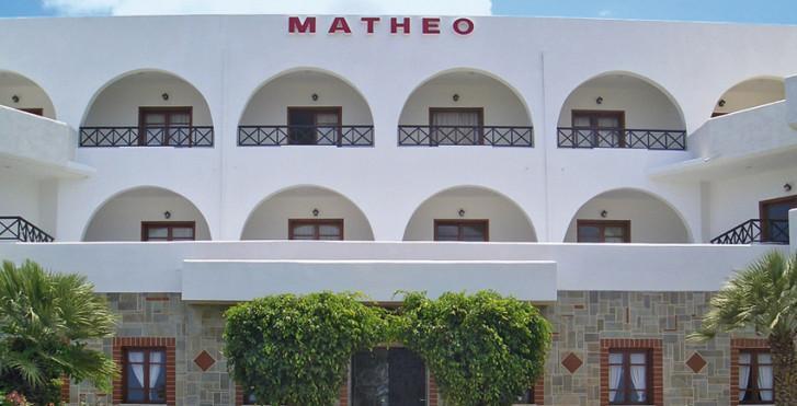 Hotel Matheo Villas Suites Malia Griechenland