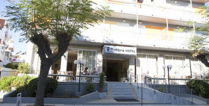 Image 28301613 - Theonia Hôtel