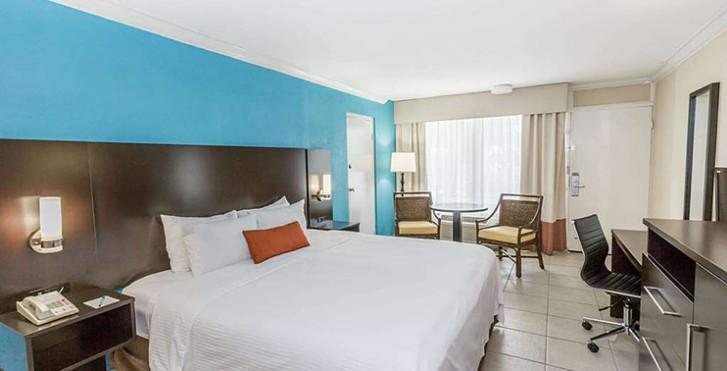 Doppelzimmer - Wyndham Garden Fort Myers Beach
