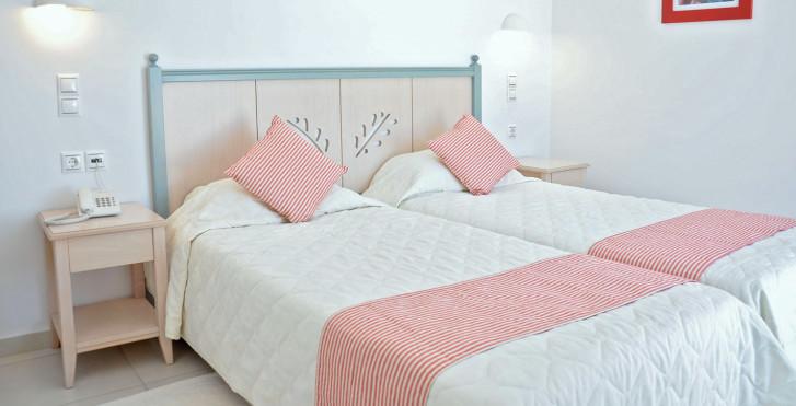 Doppelzimmer - Paros Bay Hotel