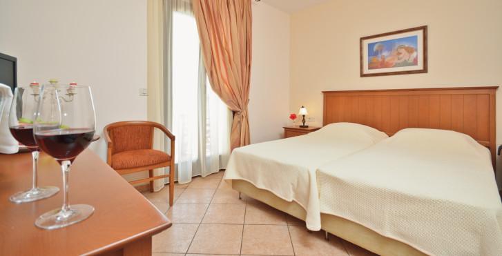 Doppelzimmer - Naxos Resort Beach Hotel