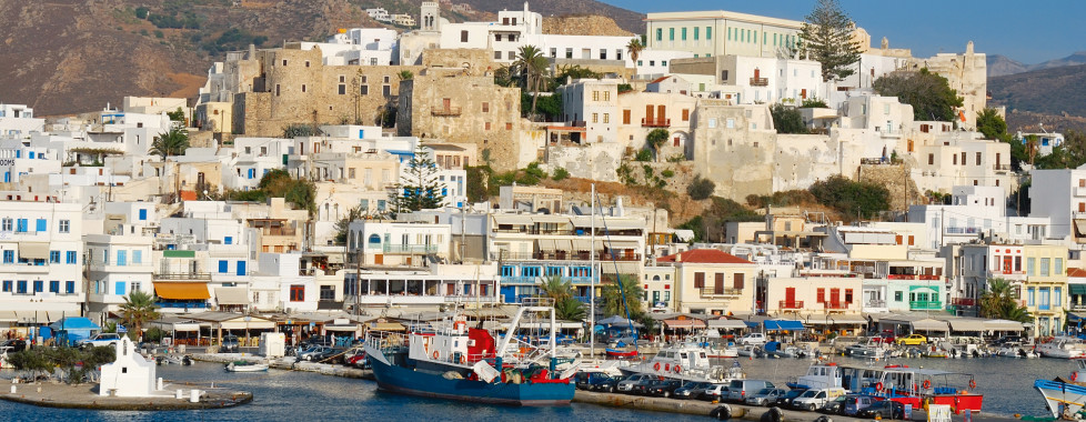 Naxos-Stadt