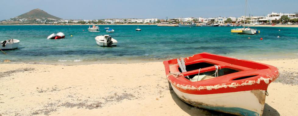 Lagos Mare, Naxos - Migros Ferien