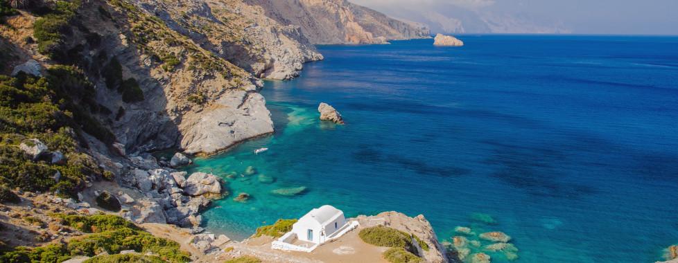 Aqua Petra, Amorgos - Vacances Migros